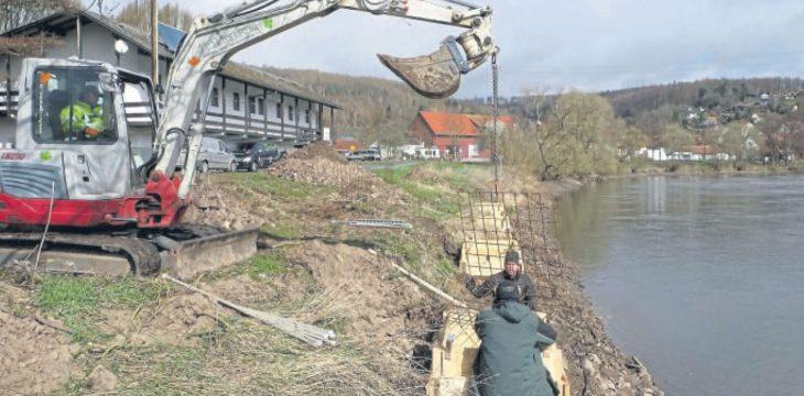 HNA – 28.03.2019: Ein neuer Hafen für Fulle-Boote