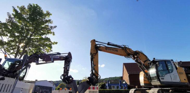 Fortschrittsbericht: Neue Slipanlage in Wilhelmshausen 26.05.2020
